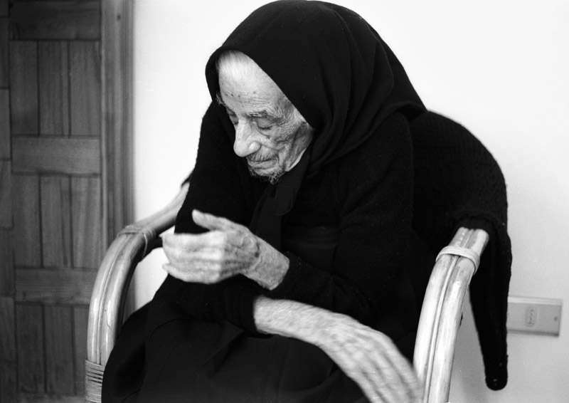 Giuseppina, fotografiert von Cornelius Kalk im Jahr 2010